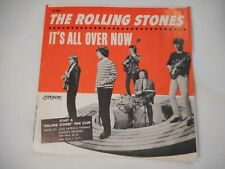 ROLLING STONES- It's All Over Now -RARE 45 PICTURE SLEEVE-NO RECORD