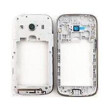 Carcasa Intermedia Samsung Galaxy Ace 4 G357 Blanco Original Nuevo