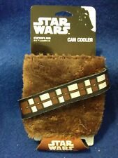 NEW Disney STAR WARS Chewbacca Can Cooler Koozie by ICUP