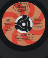 NEW COLONY SIX - CAN'T YOU SEE ME CRY. (US, 1968, MERCURY, 72817)