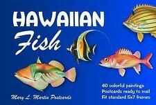 Hawaiian Fish, Graphic Design, books, Mary L. Martin, Good, 2004-12-04,
