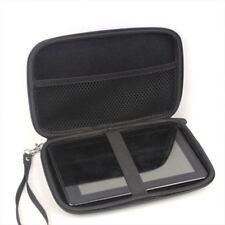 "For Navman Mio Moov 614 LM 5"" Carry Case Hard Black GPS Sat Nav"