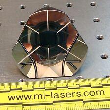 CORNER CUBE TRIHEDRAL PRISM RETROREFLECTOR with INFRARED FILTER laser optic