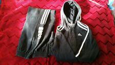 Adidas tracksuit hoody age 7-8 years