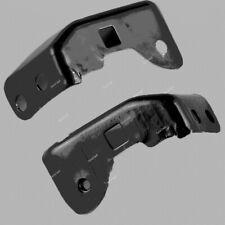 2Pcs L & R Radiator Core Support-Mount Headlight Bracket Fits Mercedes W216 W221