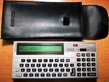 Casio fx750p fx-750p, funzionante, ottime condizioni