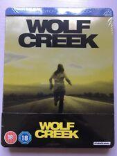 Wolf Creek ( Limited Edition Steelbook Blu-ray)