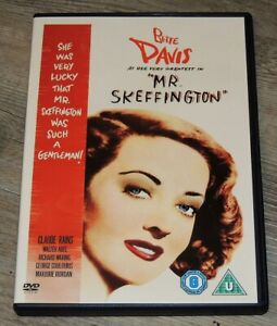 Mr. Skeffington - Bette Davis PAL DVD