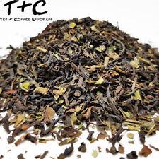 Darjeeling Teesta Valley First Flush FTGFOP1 - Premium Loose Leaf Black Tea