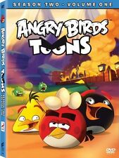 Angry Birds Toons: Season 2 - Vol 1 (2015, DVD NIEUW)