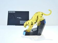 Swarovski Soulmates Numbered Limited Edition Panther Lime Yellow 1142792 BNIB
