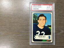 1954 Bowman Football #125 Whizzer White PSA 8