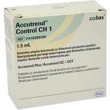ACCUTREND Control CH 1 Lösung 1X1.5ml PZN 4653147