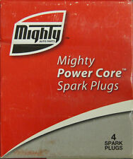 Mighty Spark Plugs #RF527 Power Core Pack of 4 NOS