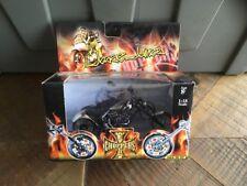 Jesse James El Diablo Soft Tail  Muscle Machines 1/18 West Coast Choppers