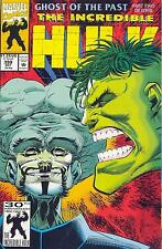 INCREDIBLE HULK   # 398  - COMIC  - 1992  -  9.4