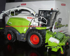 WIKING CLAAS JAGUAR 860 WITH 750 ORBIS AND PU300 **NOW IN STOCK**