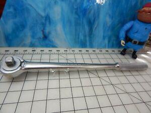 "S-K Ratchet no.40170 SuperKrome Professional Vintage 1/2"" drive 15"" socket tool"