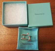 Tiffany & Co Sterling Cufflinks