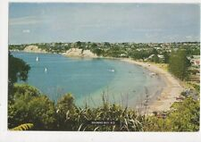 Browns Bay New Zealand 1989 Postcard 463a