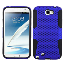 Hard Shell +Silicone Case +Screen For Galaxy Note II T889/I605/N7100