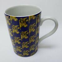 Andy Warhol Coffee Mug Cup 1997 Bonjour Konitz Visual Arts Fine Porcelain