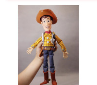 Toy Story Action Figure Talking Sheriff Woody Buzz Lightyear Andy Toy GIft