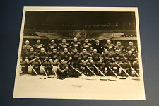 Detroit Red Wings Vintage 1933-1934 Team 8x10 Photo