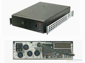 APC SURTD5000RMXLT3U On-Line Smart-UPS 5000VA 3500W 208V Battery Power Backup