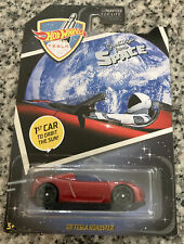 2019 Hot Wheels 1st car to orbit the sun! '08 Tesla Roadster SPACE greetings