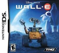 WALL-E Nintendo DS/3DS Kids Game Disney Pixar The Robot