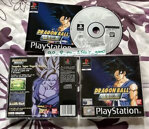Dragon Ball Final Bout (COMPLETE) Sony PlayStation 1, Ps1, Psone Z Black Label