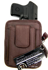 OWB Concealment Gun Pistol Pack + Cell Phone Pouch for SIG SAUER P238 with LASER