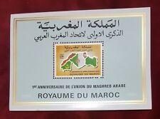Bloc maroc morocco