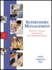 Supervisory Management: The Art of Inspiring, Empowering, and-ExLibrary