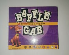 Baffle Gab Board Game Classroom Group Party Funny Story Word Game