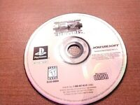 Sony PlayStation 1 PS1 PSOne Disc Only Tested Ehrgeiz Ships Fast