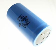 1x 36000uF 100V Large Can Electrolytic Aluminum Capacitor DC 100VDC 95C 36000mfd