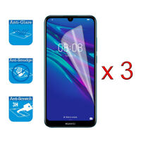 For Huawei Y6 Y6s 2019 Pro / Honor 8A Screen Protector Cover Guard Film Foil x 3