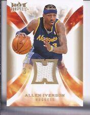 Allen Iverson Fleer Hot Prospects #HMAI 2008/09 NBA Basketball Card