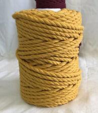 GANXXET Cotton Rope Ocher Color
