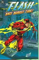 Flash Race Against Time GN Mark Waid Cheung Wieringo Wally West OOP TPB NM