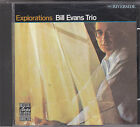 BILL EVANS TRIO - explorations CD