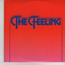 (CV523)  The Feeling, Turn It Up - DJ CD