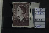 FRANCOBOLLI BELGIO NUOVI** N°879 (F8171)