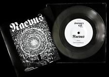"""NAEVUS Universal Overdrive / Lost Confidence 7"""" (LIM.300 CLEAR V.*DOOM METAL)"""
