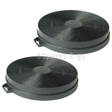 2 x Baumatic BT19.3SS BT6.3GL BT6.3GBL S1 Carbon Charcoal Cooker Hood Filters