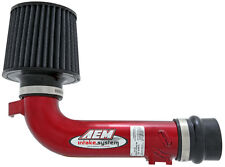 AEM Short Ram Air Intake 02-07 Subaru Impreza WRX 2.0L & 2.5L H4 Turbo Red