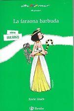 La faraona barbuda (cat). NUEVO. Nacional URGENTE/Internac. económico. LITERATUR