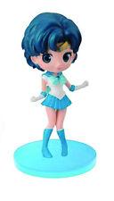 """Banpresto Sailor Moon Q Posket Sailor Mercury 2.8"""" Petit Vol.1 Figure BANP49964"""